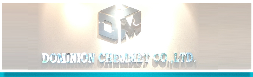 Dominion Chemmet Co , Ltd is one of the leading importers